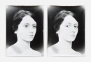 Jeff Cowen, Camille 1 and 2, Diptych, Each Print 127 x 172 cm, Gold Toned Silver Print, 2006, Edition of 6
